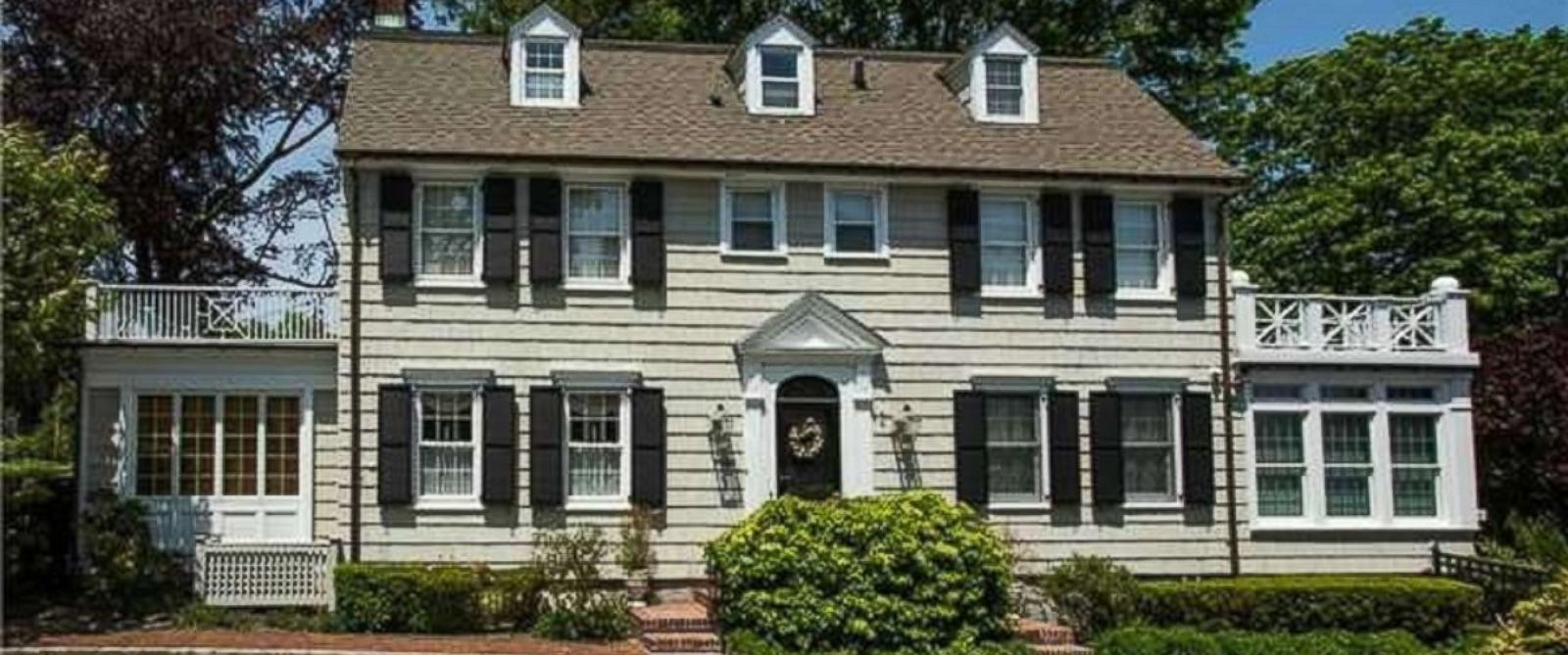 "PHOTO: The house that inspired ""The Amityville Horror"" films is back on the market for $850,000 in June 2016."