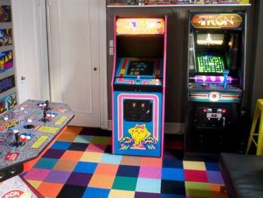 Photos: Guy Turns NYC Apartment Into Arcade, Loses Fiancée