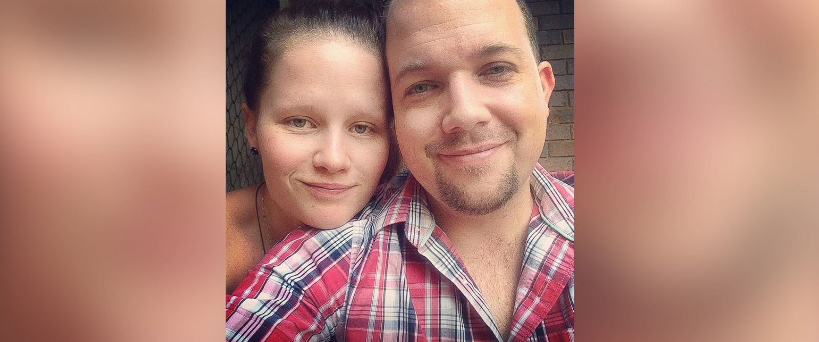 PHOTO: Jessica and Chris Offer said they were married for seven years before realizing Chis was on the autism spectrum.