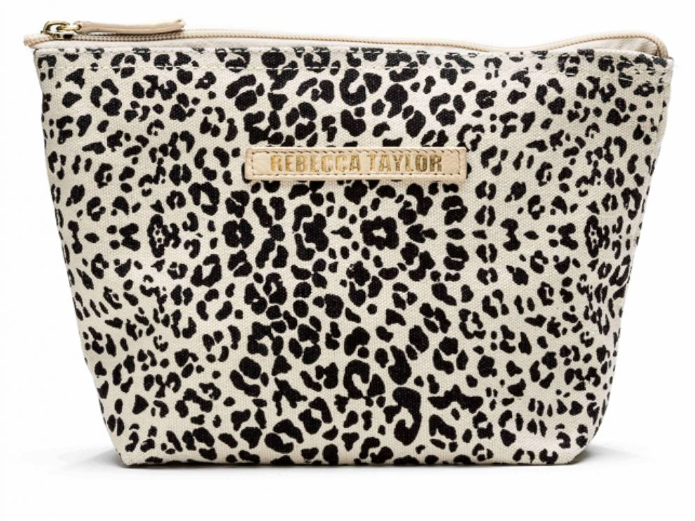 PHOTO: Birchbox partnered with Rebecca Taylor to offer customers an exclusive makeup pouch as a gift with purchase.