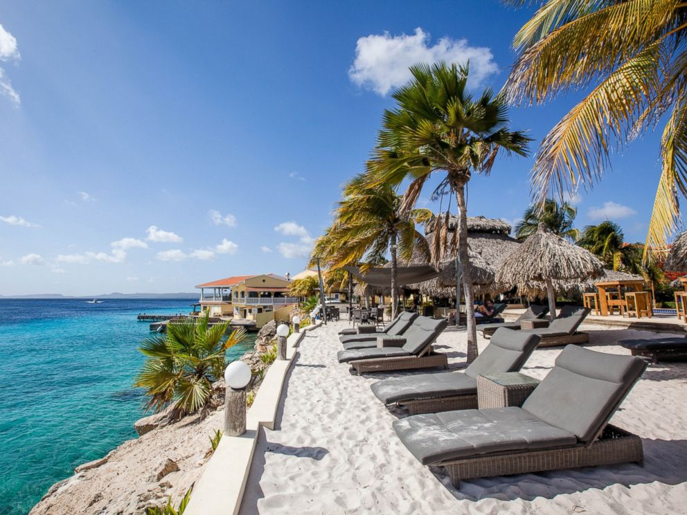 PHOTO: Bonaire and its beautiful beaches are located outside the hurricane belt.