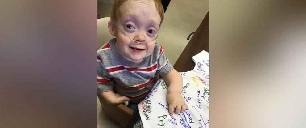 PHOTO: Brenden Baker, 13, of Abilene, Texas is raising money for his local childrens hospital.