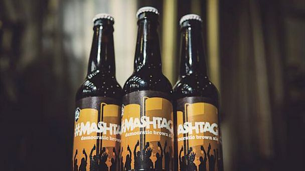 HT brew dog mashtag beer jef 130626 16x9 608 #MashTag: Worlds First Twitter Beer