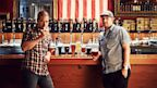PHOTO: James Watt and Martin Dickie are founders of the fastest growing brewery in the UK and now the hosts of Esquire Networks new series Brew Dogs.