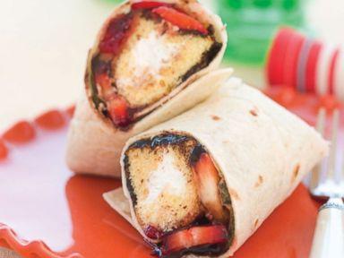 PHOTO: Hostess recipe for a Twinkie burrito.