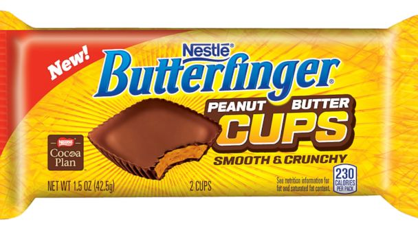 HT butterfinger cups tk 131016 16x9 608 Heating Up the Candy Wars: Butterfinger Announces New Peanut Butter Cup