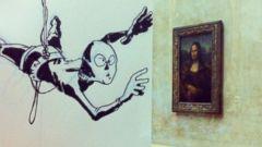 PHOTO: Cartoons Come to Life