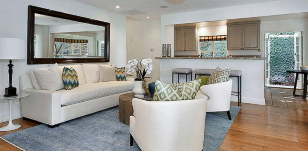 PHOTO: Celebrity home stager Meridith Baer staged Topher Graces Los Angeles home before it went on the market.