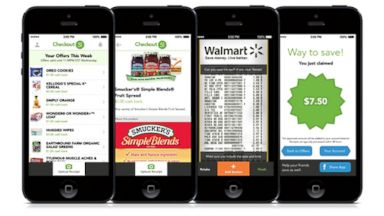 PHOTO: Couponing has picked up steam online, with new apps like Checkout 51 offering discounts from national brands minus the paper and scissors.