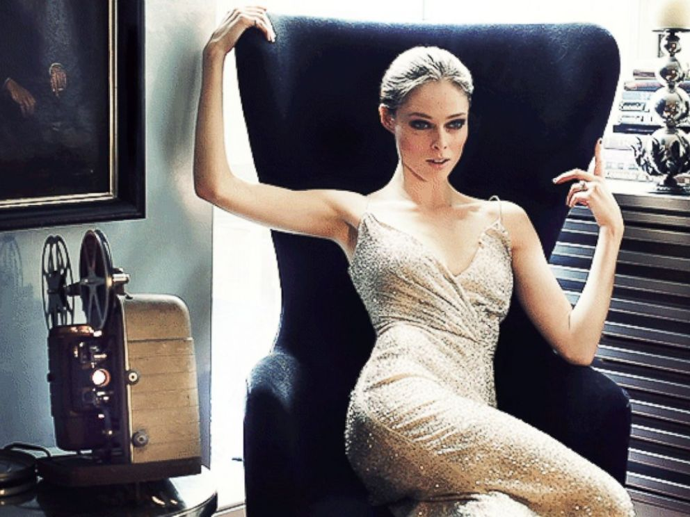 PHOTO: A cinemagraph titled Coco Rocha, 2011 is seen.
