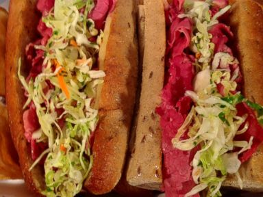 PHOTO: Hot Corned Beef Hoagie