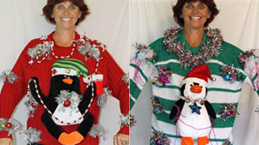 Florida Mom Goes Viral With 'Handmade Ugly Tacky Christmas ...