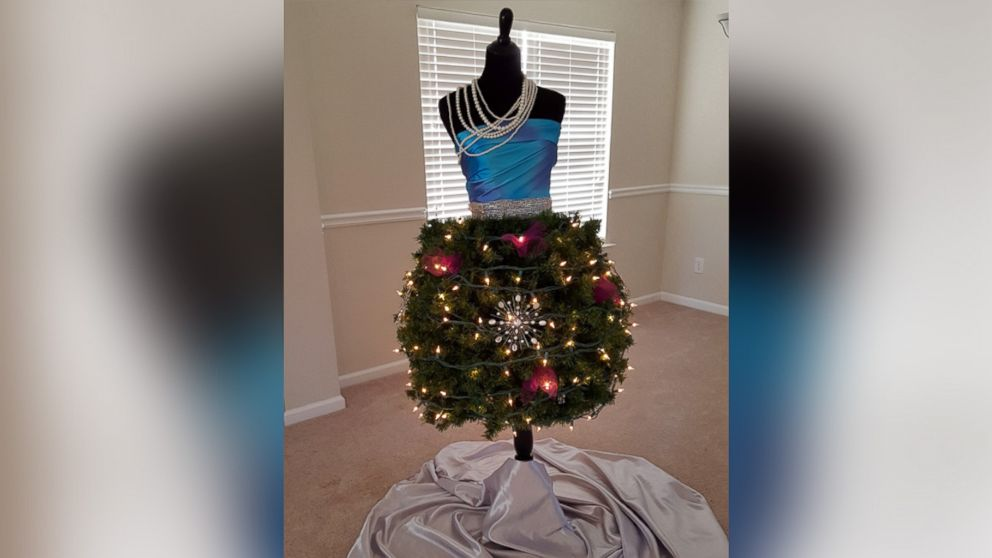 8 unusual christmas trees to get you in the holiday spirit - abc news