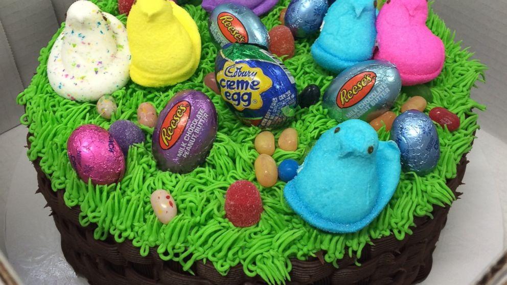 Easter basket cake recipe buddy valastro recipe abc news negle Images