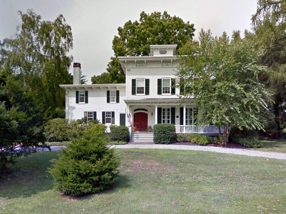 PHOTO: The house where The Family Stone was filmed.