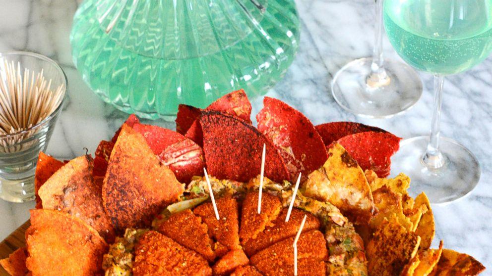 Decanted Baja Blast Doritos Locos Fiesta Dip Wheel