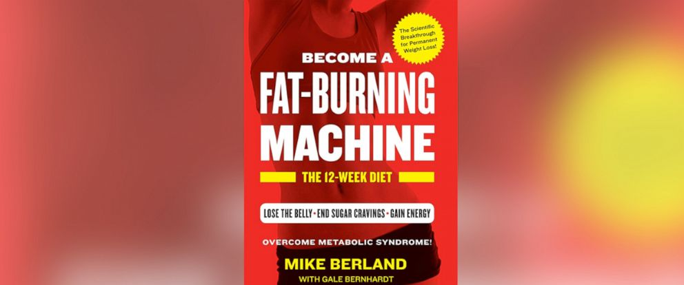 """PHOTO:Author Mike Berland appeared on """"Good Morning America"""" and shared his tips and recipes to help those who want to change their habits in 2016."""