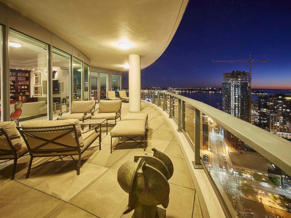 Penthouse That Inspired Christian Grey 39 S Apartment In