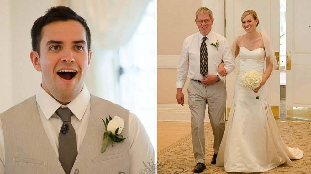 PHOTO: Jai and Julie Kamat were married May 26, 2014, at Walt Disney World in Orlando, Fla.