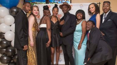 PHOTO: About 40 homeless students in Chicago had their first-ever prom Saturday, June 25 at Life Center Church of God in Christ.