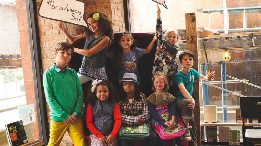 PHOTO: Photographer Katie Driscoll is on a mission to see kids with differences included in advertisements.
