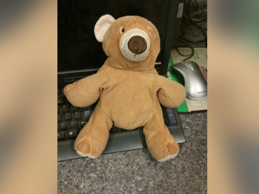 New Jersey Turnpike reuniting lost teddy bear with boy