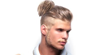 PHOTO:Clip-on man buns are now for sale on Groupon.com for $9.99