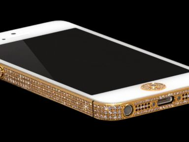 See the Million Dollar iPhone 5