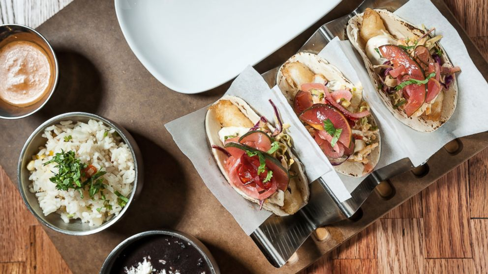 PHOTO: Mini-Mayas Carnitas Tacos