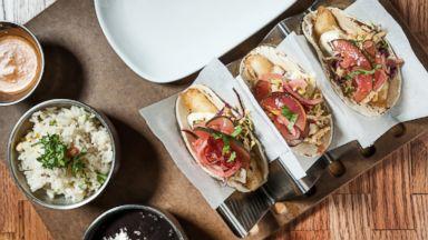 PHOTO: Mini-Mayas Carnitas Tacos