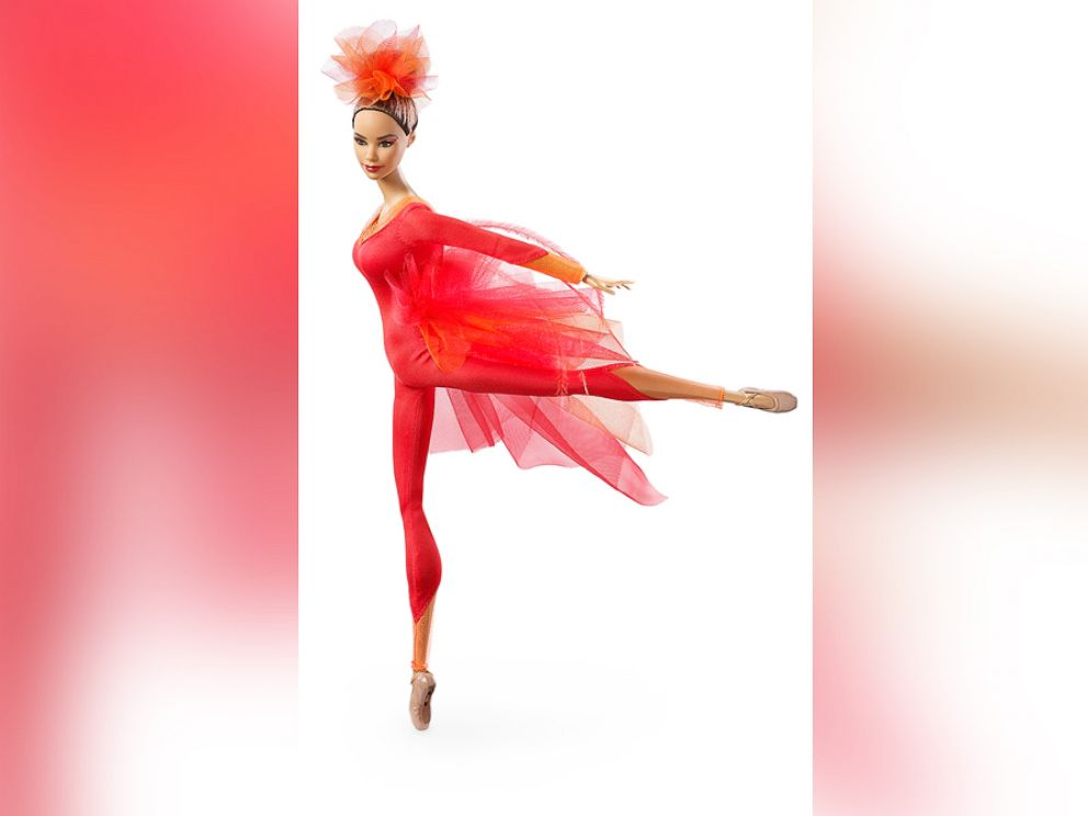 PHOTO: The Misty Copeland Barbie is pictured in this undated publicity photo.