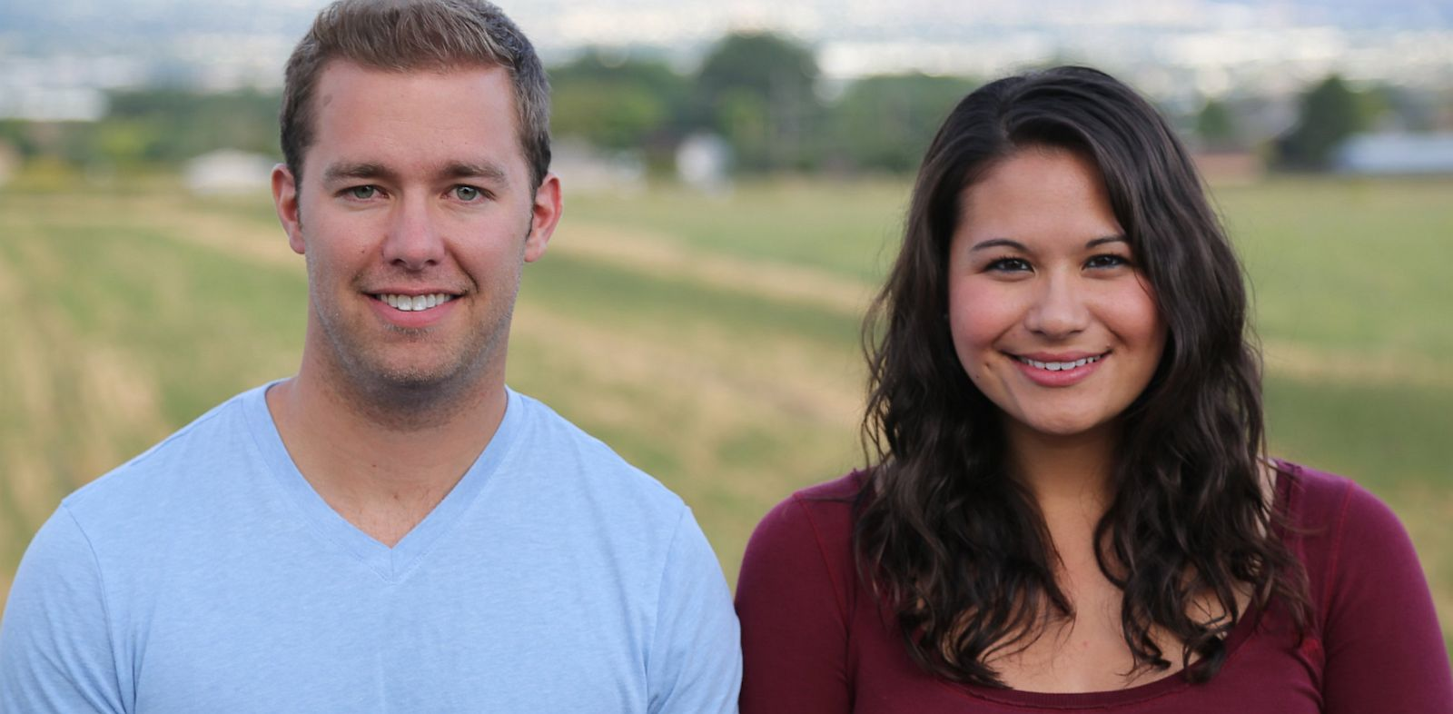 PHOTO: Nate Bagley and Melissa Joy Kong