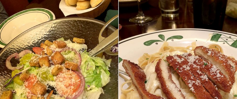 Putting The Olive Garden Never Ending Pasta Pass To Test Abc News