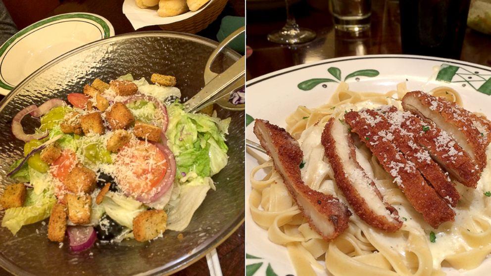 Olive Garden Chicken Pasta Recipes