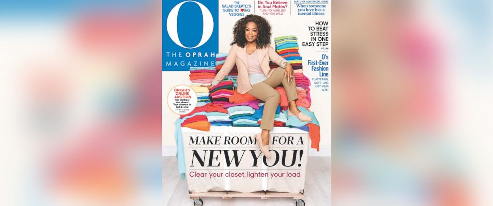 "PHOTO: Oprah Winfrey is cleaning out ""The Oprah Winfrey Show"" closet and teamed up with eBay to put the items up for auction for charity."