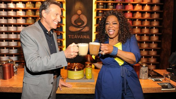 HT oprah starbucks tea 1 jtm 140430 16x9 608 Inside the Making of Oprahs Starbucks Tea Line, Her Aha Moment