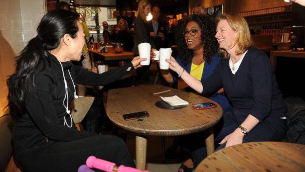 HT oprah starbucks tea 2 jtm 140430 16x9 608 Inside the Making of Oprahs Starbucks Tea Line, Her Aha Moment