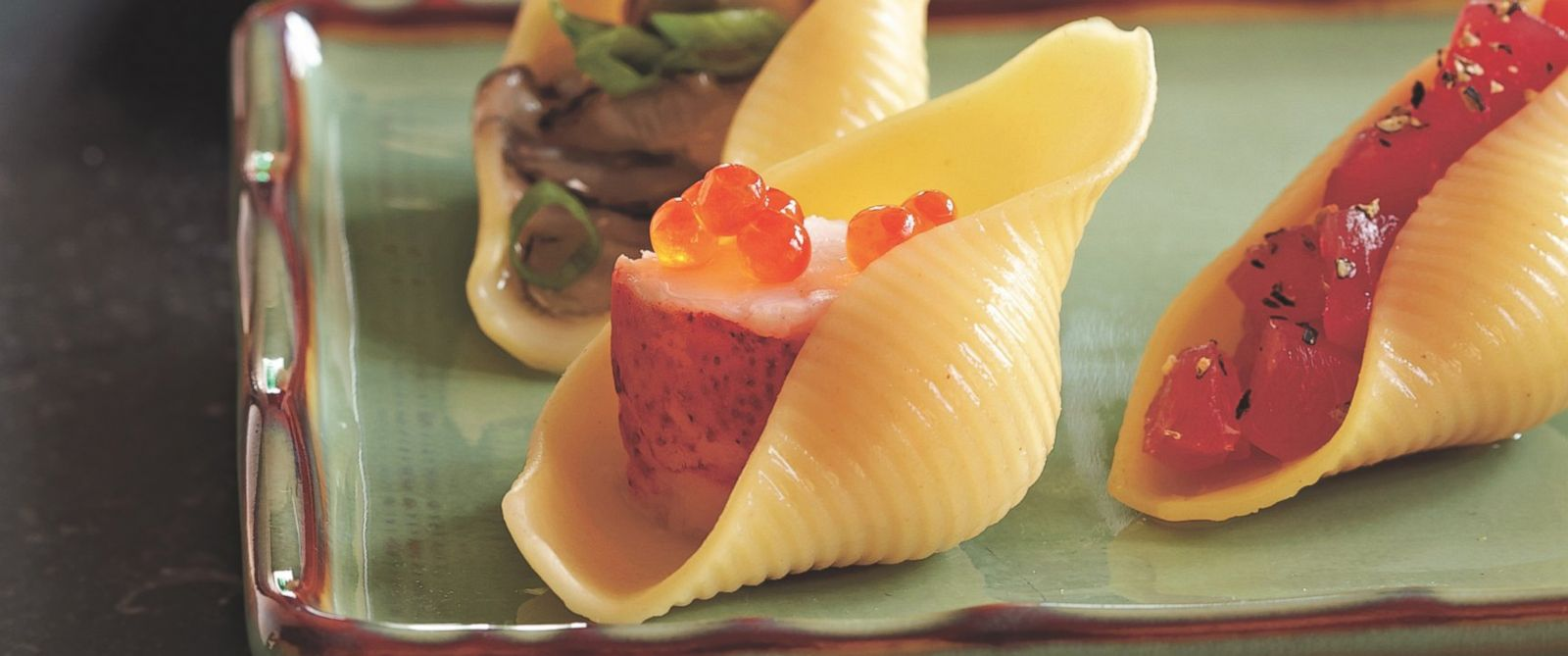 PHOTO: Francine Segans Pasta Sushi