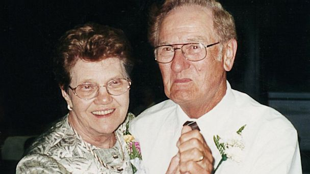 HT ruth and harold knapke dancing jt 130826 16x9 608 Harold and Ruth Knapke, Married 65 Years, Die 11 Hours Apart
