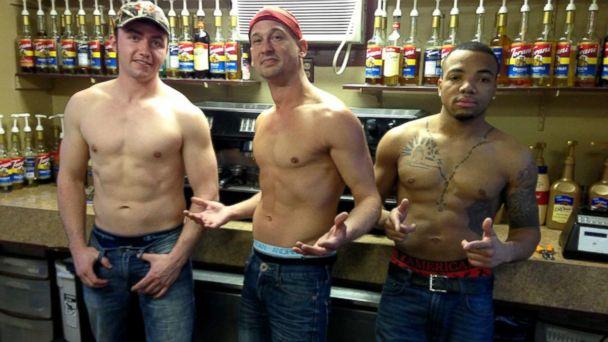 HT shirtless joe 01 jef 140214 16x9 608 Shirtless Men Now Serving Up Hot Cups of Joe