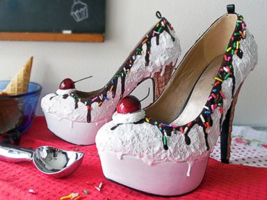 Photos: Shoe Bakery's Kicks Look Like Cake