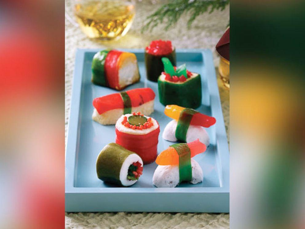 PHOTO: Sushi candy.