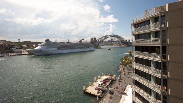 PHOTO: Sydney.