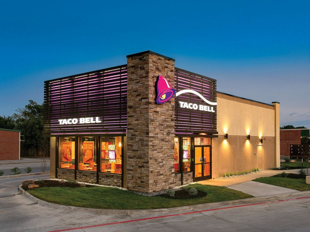 PHOTO: A Taco Bell location.