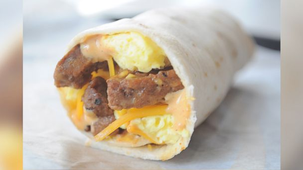 HT taco bell breakfast burrito crop mar 140254 16x9 608 Taco Bell Breaks Out of Shell With New Morning Menu