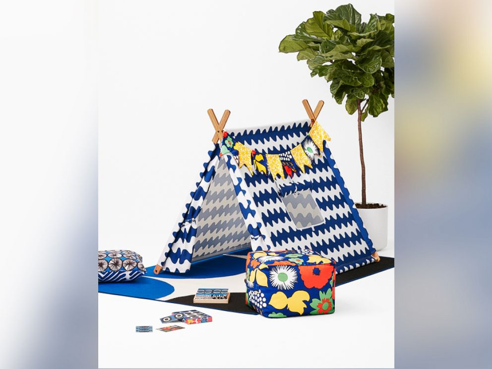 PHOTO: Target is partnering with designer Marimekko for a collection of apparel and home goods this spring.