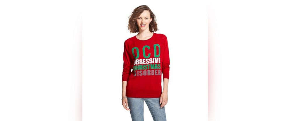 Bullseye Placed on Target for 'Obsessive Christmas Disorder ...