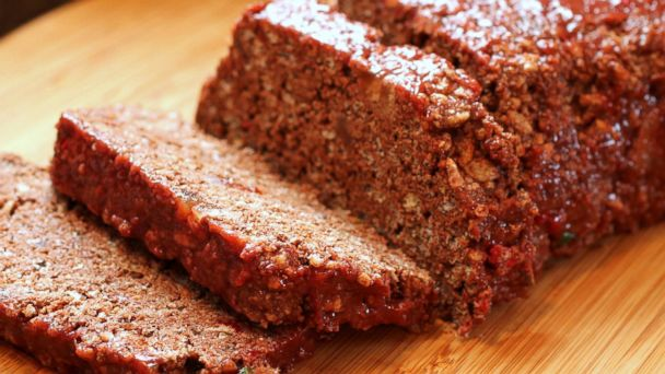 PHOTO: Tastemades meatloaf cake.