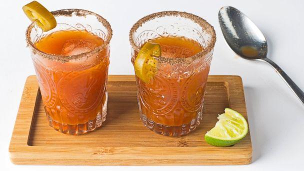 PHOTO: Tasting Tables Cinco de Mayo recipe for Michelada (Spicy Beer Cocktail).