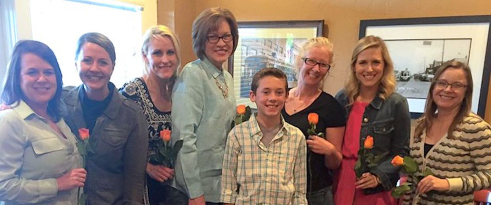 5th-Grader Treats His Teachers to Dinner Before Moving on to ...